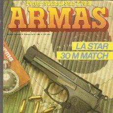 Militaria: REVISTA ARMAS --FASCICULO 44-1986. Lote 38197779