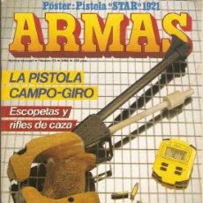 Militaria: REVISTA ARMAS --FASCICULO 53-1986. Lote 38197843