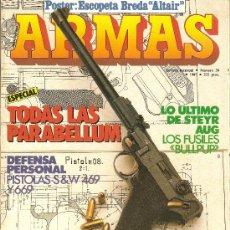 Militaria: REVISTA ARMAS --FASCICULO 58-1987. Lote 38197852