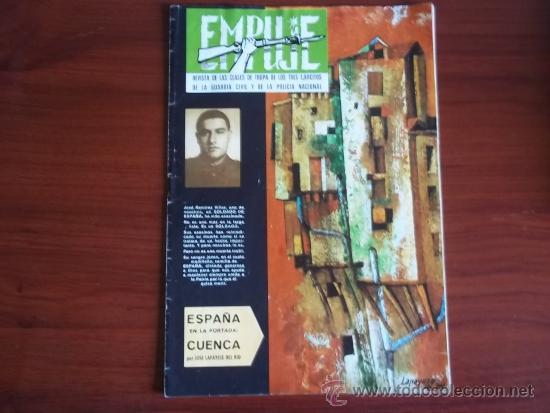 REVISTA - EMPUJE - Nº 435 - MARZO DE 1980 - 2ª EPOCA (Militar - Revistas y Periódicos Militares)
