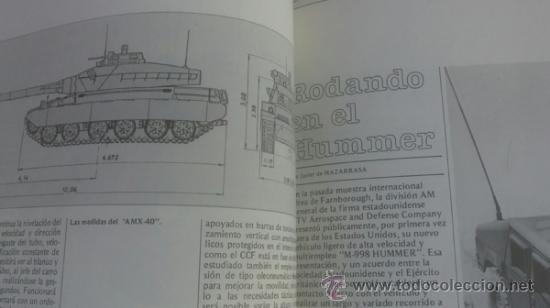 Militaria: Revista Medios pesados, Armamento internacional pesado nº 16, 1984 - Foto 2 - 38749700