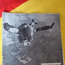 Militaria: REVISTA BOINA NEGRA NUM 26 DE JULIO-AGOSTO- 1964 BRIGADA PARACAIDISTA DE ESPAÑA,. Lote 38744428