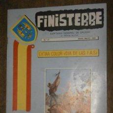 Militaria: REVISTA FINISTERRE, Nº51, ABRIL-MAYO 1983, 84 PÁGINAS.. Lote 38979010