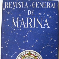 Militaria: REVISTA GENERAL DE MARINA, TOMO 156, JUNIO 1959. Lote 39197884