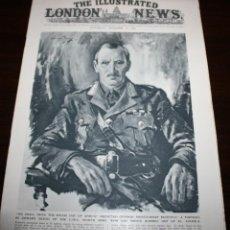 Militaria: THE ILLUSTRATED LONDON NEWS - 19/DICIEMBRE/1942 - PORTADA, GENERAL MONTGOMERY. Lote 39347312