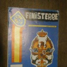 Militaria: REVISTA FINISTERRE, Nº63, MAYO - JUNIO DE 1986.. Lote 39432959