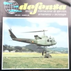 Militaria: REVISTA DEFENSA. Lote 39607588