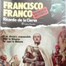 Militaria: FRANCISCO FRANCO Nº 0 BIOGRAFIA. Lote 39607645