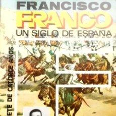 Militaria: FRANCISCO FRANCO Nº 3. Lote 39607692