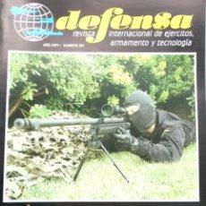Militaria: REVISTA DEFENSA . Lote 39608207
