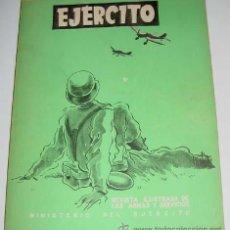 Militaria: EJÉRCITO. REVISTA ILUSTRADA DE LAS ARMAS Y SERVICIOS Nº 123 ABRIL 1950 - MINISTERIO DEL EJÉRCITO. . . Lote 38241919