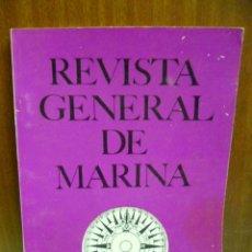 Militaria: REVISTA GENERAL DE LA MARINA. FEBRERO 1968. Lote 40410757