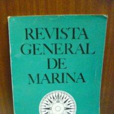 Militaria: REVISTA GENERAL DE LA MARINA. JULIO 1968. Lote 40410898