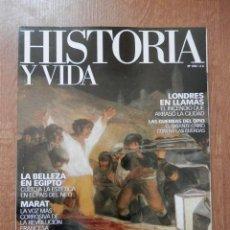 Militaria: HSTORIA Y VIDA. 1808, ESPAÑA EN ARMAS CONTRA NAPOLEÓN. AÑO XXXIX. Nº 478 - DIVERSOS AUTORES. Lote 37106655