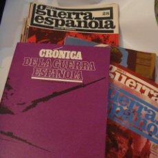 Militaria: CRONICA DE LA GUERRA CIVIL ESPAÑOLA . 1966 . TOMO 2º . CODEX ... Lote 41342889