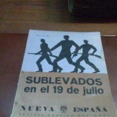 Militaria: REVISTA NUEVA ESPAÑA Nº 32 JULIO 1941. Lote 41611273