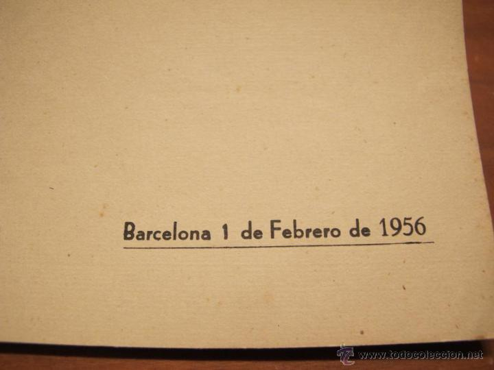 Militaria: REVISTA CONTRACARRO Nº 11 - REVISTA MENSUAL DEL BATALLON DE C.C.C. Nº1- BARCELONA -AÑO 1956. R-2099 - Foto 3 - 42289814
