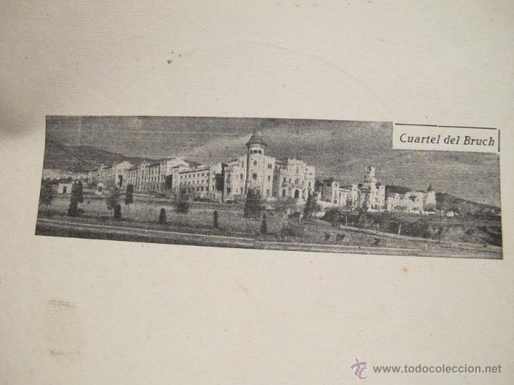 Militaria: REVISTA CONTRACARRO Nº 11 - REVISTA MENSUAL DEL BATALLON DE C.C.C. Nº1- BARCELONA -AÑO 1956. R-2099 - Foto 4 - 42289814