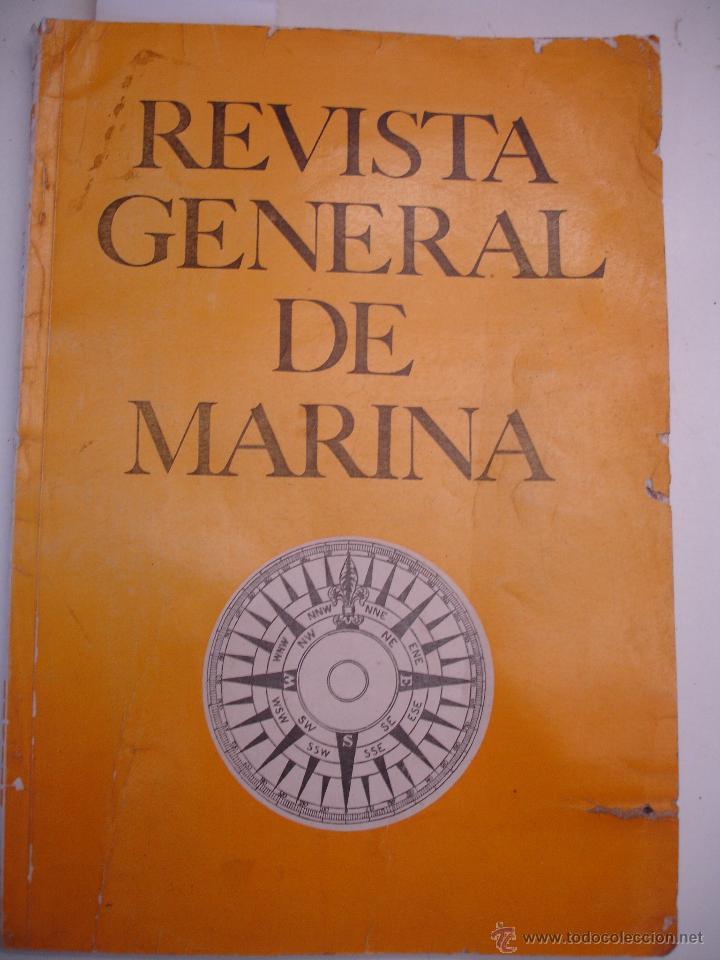 Militaria: REVISTA GENERAL DE LA MARINA - Foto 2 - 36738400