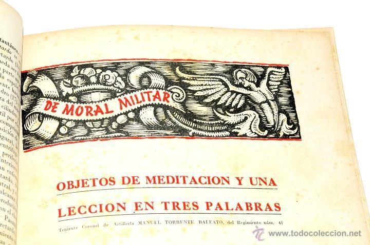 Militaria: REVISTA ILUSTRADA DE LAS ARMAS Y SEVICIOS EJERCITO AÑO 1943 Nº 47 - Foto 2 - 42525176