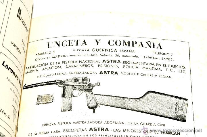 Militaria: REVISTA ILUSTRADA DE LAS ARMAS Y SEVICIOS EJERCITO AÑO 1943 Nº 47 - Foto 3 - 42525176