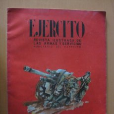 Militaria: EJERCITO Nº193 REVISTA ILUSTRADA DE LAS ARMAS Y SERVICIOS MINISTERIO DEL EJERCITO 1956 . Lote 43231025