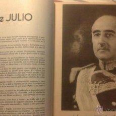 Militaria: REVISTA MILITAR EJERCITO - DOS TOMOS TAL FOTOS - AÑOS 1945 Y 46. Lote 43518957