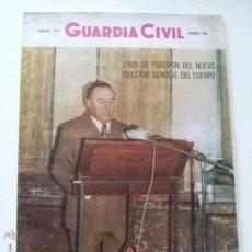 Militaria: GUARDIA CIVIL, REVISTA OFICIAL DEL CUERPO Nº 394..FEBRERO 1977. Lote 43731856