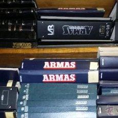 Militaria: LOTAZO DE REVISTAS ENCUADERNADAS Y SIN ENCUADERNAR DE LA REVISTA ARMAS. Lote 45058411