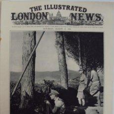 Militaria: THE ILLUSTRATED LONDON NEWS. (EN INGLES), II GUERRA MUNDIAL. 12 AGOSTO 1944. Lote 45083667