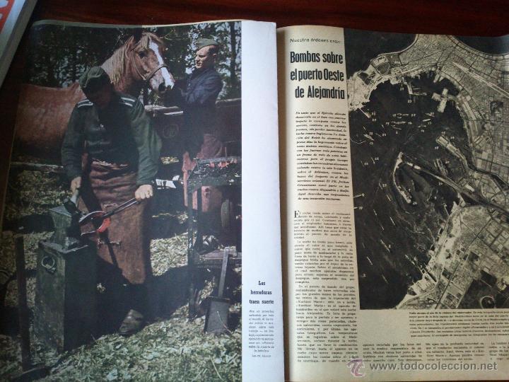 Militaria: REVISTA SIGNAL Nº 16 AGOSTO 1941 Castellano - Foto 2 - 45407541