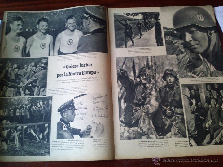 Militaria: REVISTA SIGNAL Nº 14 JULIO 1941 Castellano - Foto 2 - 45407697