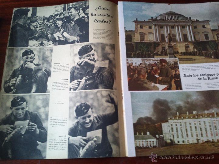 Militaria: REVISTA SIGNAL Nº 23-24 DICIEMBRE 1941 Castellano - Foto 2 - 45407807