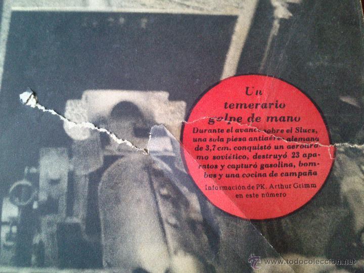 Militaria: REVISTA SIGNAL Nº 16 AGOSTO 1941 Castellano - Foto 2 - 45407913
