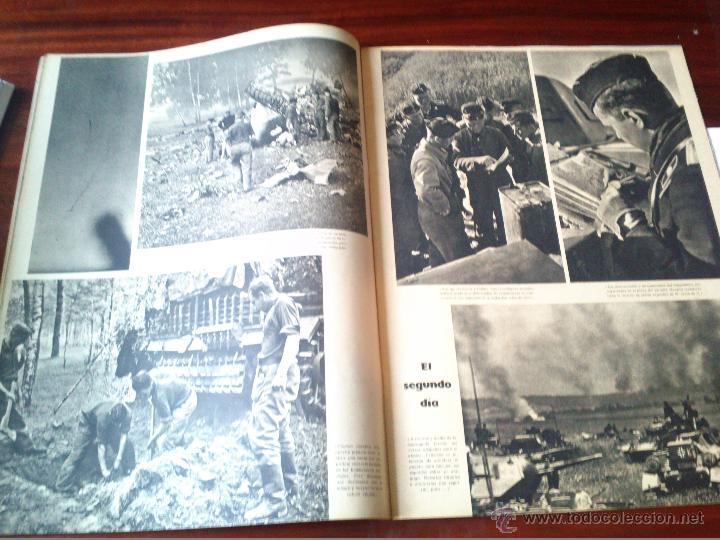 Militaria: REVISTA SIGNAL Nº 16 AGOSTO 1941 Castellano - Foto 3 - 45407913