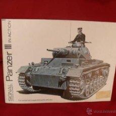Militaria: EL PANZER EN ACCION. Lote 45776143