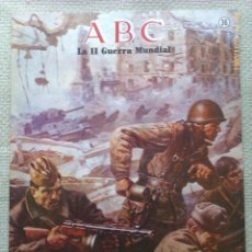 Militaria: FASCÍCULO STALINGRADO. ABC LA II GUERRA MUNDIAL. Nº 36. 1989. Lote 45946407