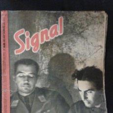 Militaria: REVISTA SIGNAL Nº 17 SEPTIEMBRE DE 1941.. Lote 47287304