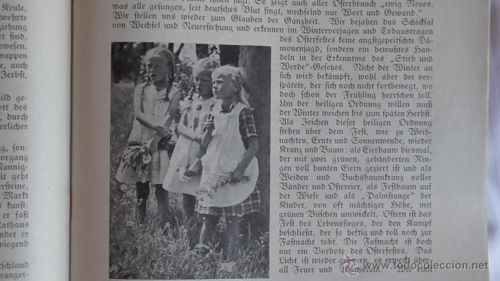 Militaria: LOTE TRES REVISTAS ROLAND DEDICADAS A LA MUJER DURANTE EL TERCER REICH. ORIGINAL DE ÉPOCA.1938/39 - Foto 8 - 177088975