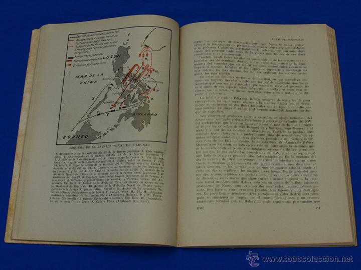 Militaria: REVISTA GENERAL DE LA MARINA. ABRIL [AÑO] 1948. [pertenece a] TOMO 134. E. M. de la Armada - Foto 5 - 47587173