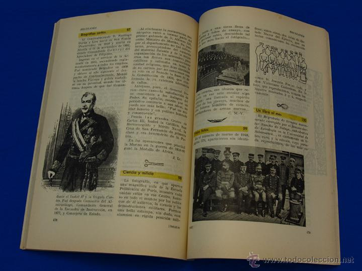 Militaria: REVISTA GENERAL DE LA MARINA. OCTUBRE [AÑO] 1949. [pertenece a] TOMO 137. E. M. de la Armada - Foto 5 - 47587363