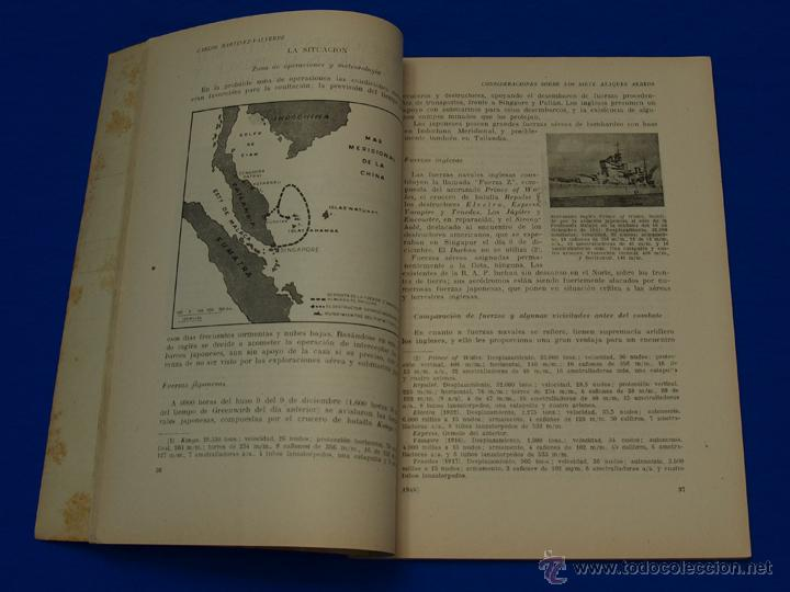Militaria: REVISTA GENERAL DE LA MARINA. JULIO [AÑO] 1949. [pertenece a] TOMO 137. E. M. de la Armada - Foto 5 - 47596239