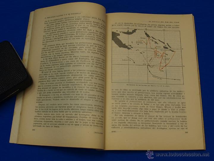 Militaria: REVISTA GENERAL DE LA MARINA. NOVIEMBRE [AÑO] 1949. [pertenece a] TOMO 137. E. M. de la Armada - Foto 5 - 47596301