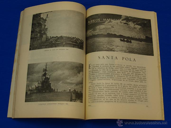Militaria: REVISTA GENERAL DE LA MARINA. NOVIEMBRE [AÑO] 1949. [pertenece a] TOMO 137. E. M. de la Armada - Foto 6 - 47596301