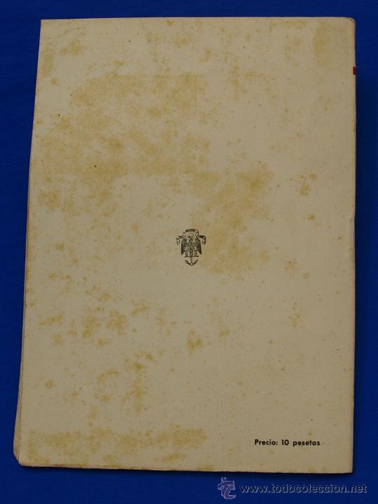 Militaria: REVISTA GENERAL DE LA MARINA. AGOSTO [AÑO] 1948. [pertenece a] TOMO 135. E. M. de la Armada - Foto 2 - 47614178