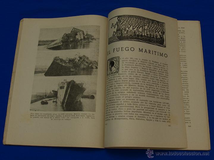 Militaria: REVISTA GENERAL DE LA MARINA. AGOSTO [AÑO] 1948. [pertenece a] TOMO 135. E. M. de la Armada - Foto 5 - 47614178