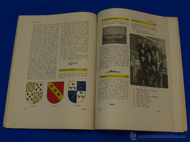 Militaria: REVISTA GENERAL DE LA MARINA. AGOSTO [AÑO] 1948. [pertenece a] TOMO 135. E. M. de la Armada - Foto 6 - 47614178