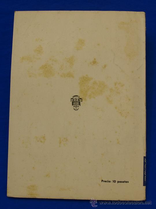 Militaria: REVISTA GENERAL DE LA MARINA. OCTUBRE [AÑO] 1948. [pertenece a] TOMO 135. E. M. de la Armada - Foto 2 - 47614223