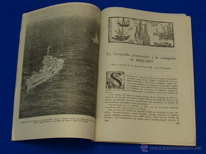 Militaria: REVISTA GENERAL DE LA MARINA. SEPTIEMBRE [AÑO] 1948. [pertenece a] TOMO 135. E. M. de la Armada - Foto 5 - 47614269