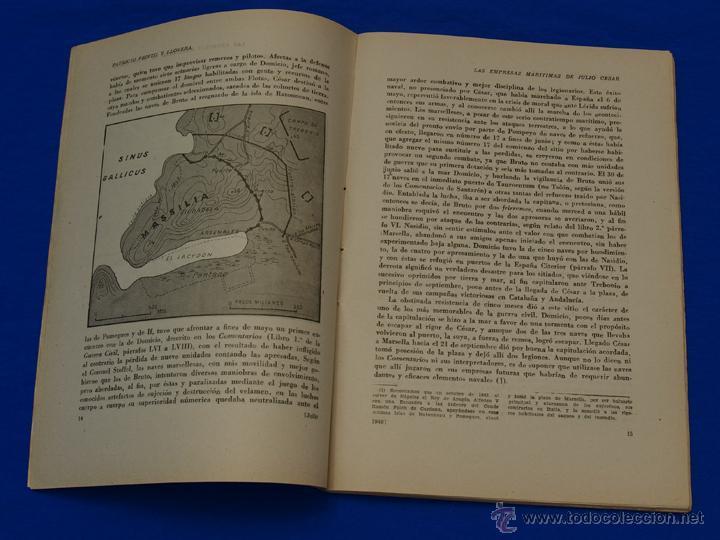 Militaria: REVISTA GENERAL DE LA MARINA. JULIO [AÑO] 1948. [pertenece a] TOMO 135. E. M. de la Armada - Foto 5 - 47630049